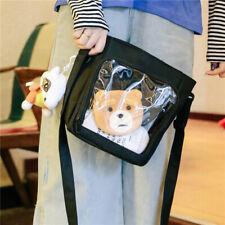 Sweet Girl Lolita Transparency Itabag Messenger Bag Japanese Kawaii Shoulder Bag