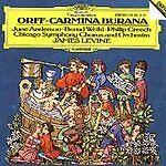 Orff: Carmina Burana (CD, Oct-1985, Deutsche Grammophon)