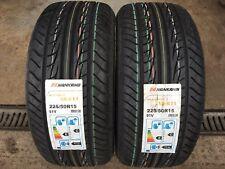 225 50 15 Nankang NEW Tyres 225/50R15 91V XR-611 Cheap  x1 x2