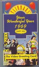 Flikbaks: Your Wonderful Year 1969 - VHS