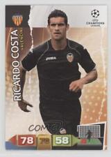 2011 2011-12 Panini Adrenalyn XL UEFA Champions League #RICO Ricardo Costa Card