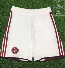 Nurnberg Football Shorts - Official adidas FC Nurnberg Shorts - Mens - All Sizes