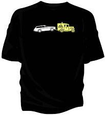 Volvo P1800ES AA Breakdown T-Shirt