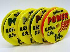 Drennan Power Gum 10m spool Stop rig Knots