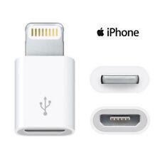 ADATTATORE DA MICRO USB PER LIGHTNING PER TUTTI GLI IPHONE  ...PREZZO  TOP