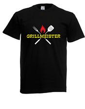T-shirt da Uomo Maestri GRILL fino a 5xl