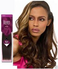 """Outre Velvet Remi Human Hair Weave - Yaki Weaving 10S"""" ~ 20"""""""