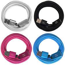 20cm 50cm 1m 2m 3m NYLON USB Verlängerungskabel A-Stecker A-Buchse Verlängerung