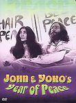 John  Yokos Year of Peace (DVD, 2002)