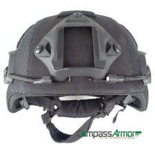 Tactical Bulletproof MICH Helmet made with Kevlar Ballistic NIJ IIIA with Cover