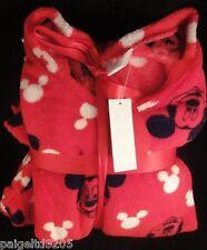 Disney Mickey Mouse Women's Pajama/Sleepwear Set Red - Pick your Size