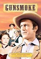 Gunsmoke - 50th Anniversary: Vol. 1 (DVD, 2006, 3-Disc Set)