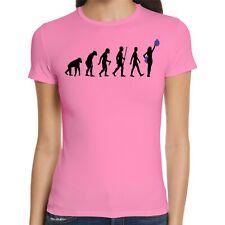 Evolution Cheerleader Damen T-Shirt | Cheerleading | Tanzen | Dance | Champion