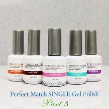LeChat Perfect Match SINGLE Bottle Gel Polish PART 3 UV LED Soak Off 15 mL/0.5oz