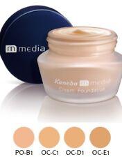 Kanebo Media Cream Foundation 25g SPF25 PA++ Moisture Base Makeup Japan Beauty