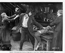 Oliver Reed spanks Mark Lester Oliver VINTAGE Photo