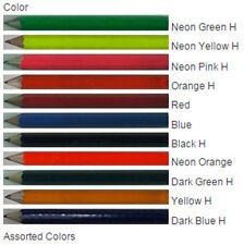 ezpencils - 24 Personalized Golf Custom Pencil sharpened - FREE PERSONALIZATION