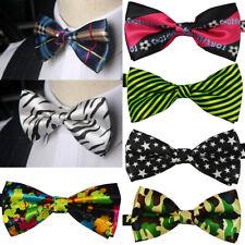 Men New Adjustable Fashion Unique Tuxedo Bowtie Wedding Party Bow Tie Necktie