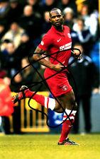 Charlton Athletic F.C Leon Cort Hand Signed 12/13 Photo 6x4 2.