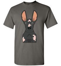 Peruvian Inca Orchid Cartoon T-Shirt Tee, Men Women Youth Tank Long Hairless Dog