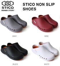 STICO Waterproof Slip Resistant Kitchen Chef Clog Non Slip Work Shoes NEC-02H