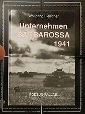 Wolfgang Fleischer Unternehmen Barbarossa 1941 Podzun Pallas