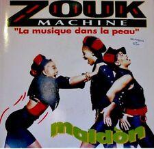 ZOUK MACHINE la musique dans la peau/lanmou soley SP++