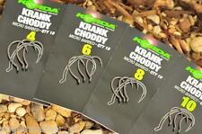 Korda Krank Choddy Hooks / All Sizes / Carp Fishing