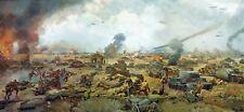 WW2 German Wehrmacht Battle Scene Picture