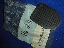 0054.3512.00 CACHE 72 x 52mm en caoutchouc de PEDALE peugeot VOITURE ancienne