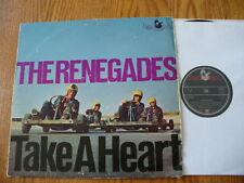 RENEGADES Take a Heart Freakbeat lp