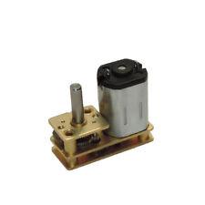 NEW N20 Flip-Type Gear Motor 24GM-N20 Hotel lock Medical instruments Motor 3V