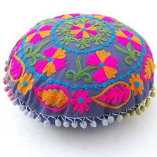 Home Decor Cotton Pillow Cases Uzbekistan Style Suzani Cushion Cover 16''5