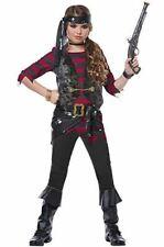 California Costumes Renegade Pirate Child Costume - 3 Sizes