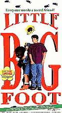 Little Bigfoot (VHS, 1997) P.J. Soles, Ross Malinger