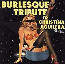 FREE US SH (int'l sh=$0-$3) NEW CD Tribute to Christina Aguilera: Burlesque Trib
