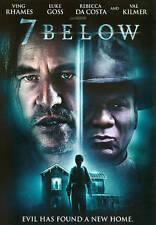 7 Below Val Kilmer, Ving Rhames, Luke Goss, Bonnie Somerville DVD
