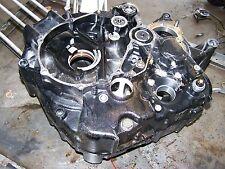 honda vt1100c  vt 1100 shadow engine center main cases crank case set 1985 1986