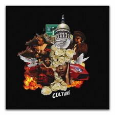 60145 Migos Culture Album Music Hip Hop Wall Print Poster Affiche