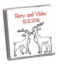 personalisiert Schokolade Gastgeschenke / Weihnachten & Winter Designs amazing