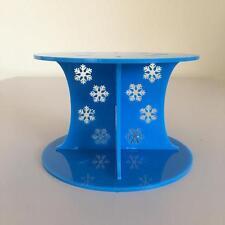 Frozen Diseño Redondo Boda/FIESTA TARTA NUPCIAL - azul brillante Acrílico