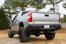 Fab Fours TT14-W2850-1 Heavy Duty Rear Bumper Fits 14-17 Tundra