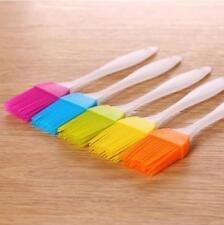 3-Pack Silicone Pastry Brush Oil Brush Baking BBQ Basting Brush Baking oil Brush