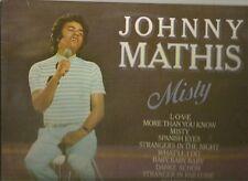 JOHNNY MATHIS LP ALBUM MISTY