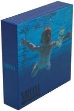 "Nirvana ""Nevermind/in utero"" PROMO EMPTY BOX FOR JAPAN MINI LP CD"