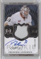 2013-14 Upper Deck The Cup #164 Frederik Andersen RC Rookie Hockey Card