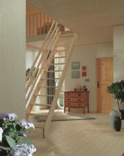 Treppe, Treppen, Massivholztreppe,Holztreppe,Fichte, BU