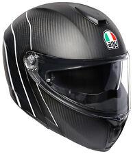 AGV Sportmodular Refractive Carbon Helmet