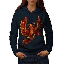 Pheonix Fire Bird Fantasy Women Hoodie NEW | Wellcoda