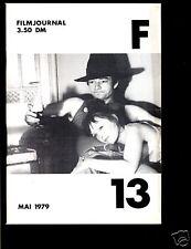 Film--Filmjournal --F--13 --1979-